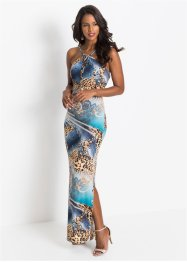 Bedrucktes Maxikleid, BODYFLIRT boutique