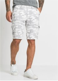 Cargo-Bermuda Baggy Fit, RAINBOW