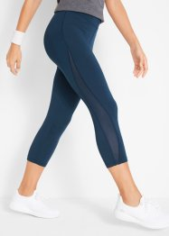 Sport-Leggings, ¾-Länge, Level 1, bpc bonprix collection