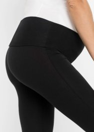 Umstandsleggings Bio-Baumwolle, bpc bonprix collection - Nice Size