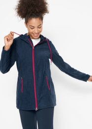 Scuba-Sweatjacke, Langarm, bpc bonprix collection