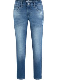 Authentic-Stretch-7/8-Jeans, STRAIGHT, John Baner JEANSWEAR