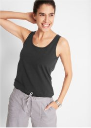 Stretch Tanktop, (2er-Pack), bpc bonprix collection
