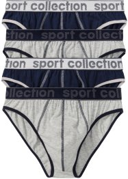 Slip (4er-Pack), bpc bonprix collection
