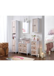 Waschbeckenunterschrank mit Ornament, bpc living bonprix collection
