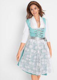 Dirndl mit Spitzenschürze 2-tlg. Set, bpc bonprix collection