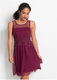 Kleid mit Applikationen, BODYFLIRT