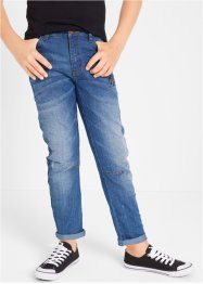 Jungen Stretch-Jeans, Slim Fit, John Baner JEANSWEAR