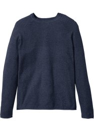 Rundhals-Pullover, bpc bonprix collection