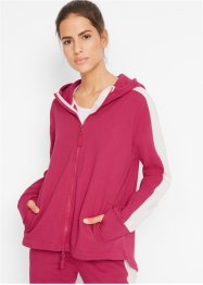 Baumwoll Kapuzen-Sweatjacke, bpc bonprix collection