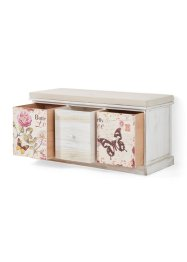 Sitzbank mit Schmetterling-Design, bpc living bonprix collection