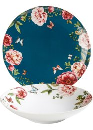 "Tafelservice ""Roses"" 12tlg., bpc living bonprix collection"