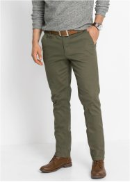 Chino-Stretch-Hose, Slim Fit, bpc bonprix collection