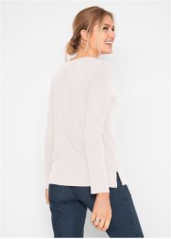Baumwoll Langarmshirt mit Eulendruck, bpc bonprix collection