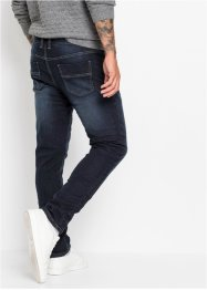 Slim Fit Stretch-Thermojeans mit Fleecefutter, Straight, RAINBOW
