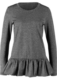 Maite Kelly Langarmshirt mit Glitzergarn, bpc bonprix collection