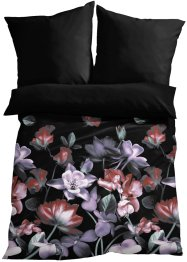 Wendebettwäsche mit Blumen Design, bpc living bonprix collection