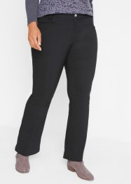 Bengalin Bootcut-Hose mit Strass, bpc bonprix collection