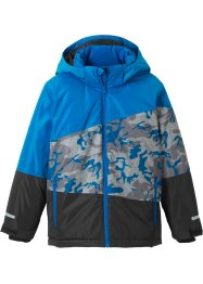 Warme Funktionsskijacke aus wasserdichtem Material mit Kapuz, bpc bonprix collection