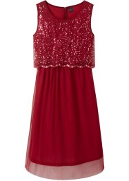 Party-Kleid mit Pailletten, bpc bonprix collection