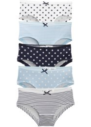 Panty (5er-Pack), bpc bonprix collection