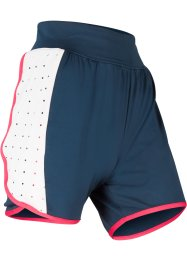 Sport-Shorts mit Mesh, bpc bonprix collection