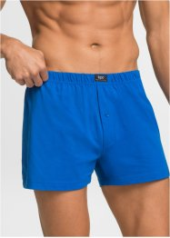 Lockere Jersey Boxershorts (3er-Pack), bpc bonprix collection