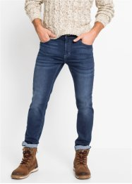 Slim Fit Super-Soft-Stretch-Jeans, Straight, John Baner JEANSWEAR