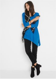 Longshirt asymetrisch, bpc bonprix collection