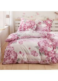 Bettwäsche mit Blumen Design, bpc living bonprix collection