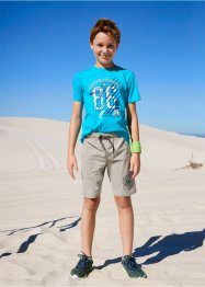 Jungen Kurze Shirthose (2er Pack), bpc bonprix collection
