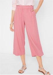 Leinen-Culotte, wadenlang, bpc bonprix collection