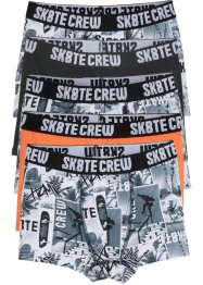 Jungen Boxershorts (5er-Pack), bpc bonprix collection