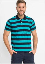 Poloshirt gestreift, Kurzarm, bpc bonprix collection