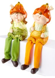 Kantenhocker Boy & Girl 2er-Set, bpc living bonprix collection