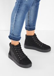 High top Plateau Sneaker, bpc selection