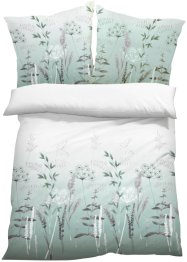 Bettwäsche mit Floral Druck, bpc living bonprix collection