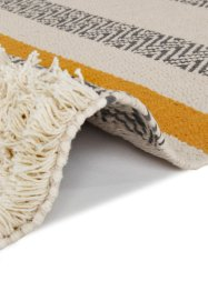 Kelim-Teppich mit Hoch-Tiefstruktur, bpc living bonprix collection