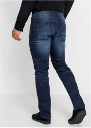 Slim Fit Stretch-Thermojeans, Straight, RAINBOW