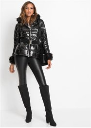 Jacke in Glanzoptik, BODYFLIRT boutique