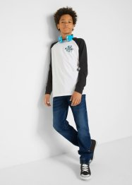 Jungen Sweatjeans, Regular Fit, John Baner JEANSWEAR