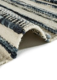 Kelim Teppich mit Fransen, bpc living bonprix collection