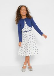 Kleid, Bolero, Accessoire (3-tlg.Set), bpc bonprix collection