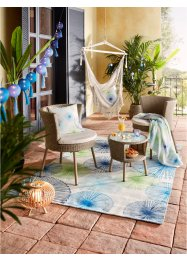 In- und Outdoor Teppich mit runden  Ornamenten, bpc living bonprix collection