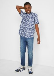Jungen Kurzarmhemd, Regular Fit, bpc bonprix collection