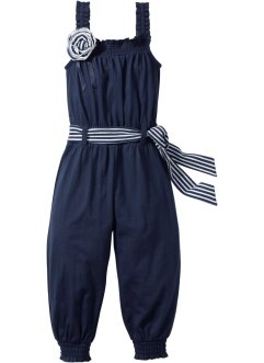 Jumpsuit, bpc bonprix collection, dunkelblau