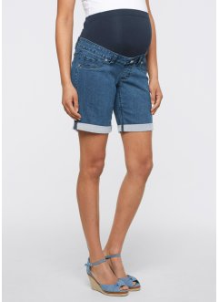 Umstands- Jeansshorts, bpc bonprix collection, blue stone
