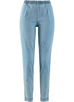 Jeansleggings, bpc bonprix collection, blue bleached