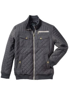 Blouson Regular Fit, bpc bonprix collection, grau