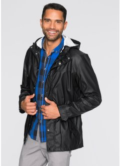 Regenjacke Regular Fit, RAINBOW, schwarz